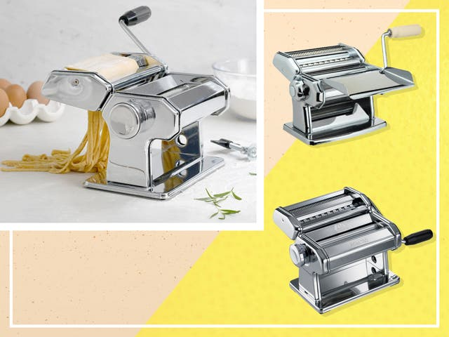 <p>A good pasta machine will be sturdy, smooth, easy to set up and operate, and will halve the time and effort you spend rolling and cutting</p>