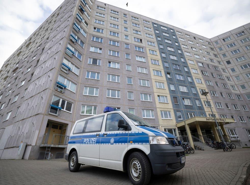 Germany Prostitution Raids