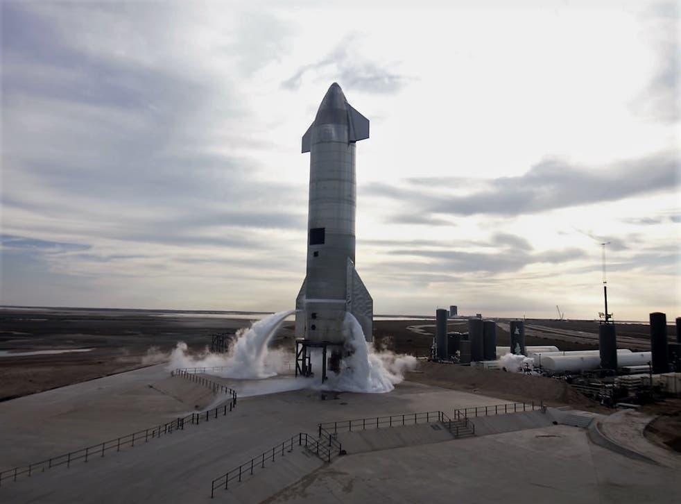 Starship SN11 podría volar desde Boca Chica, Texas, solo dos semanas después de la prueba de vuelo de SN10