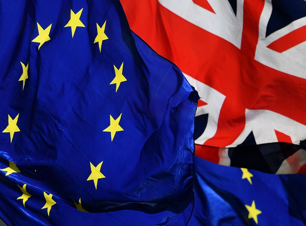 <p>The PM must recognise that the EU will 'loom large' over the post-Brexit world, the study argues</p>