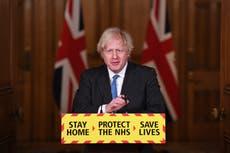 Boris Johnson anuncia que está a punto de recibir la vacuna AstraZeneca