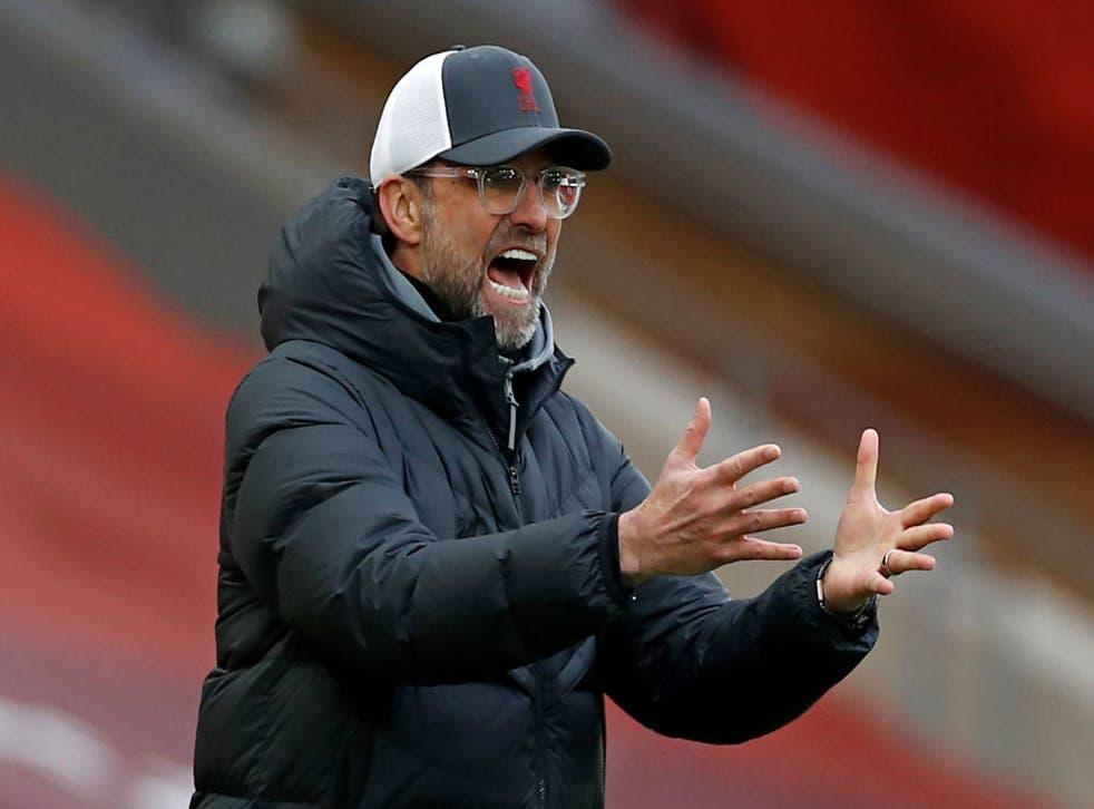 <p>Defensive errors have cost Liverpool, says Jurgen Klopp</p>