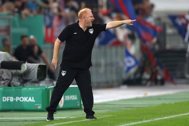 Heiko Vogel is a German football coach