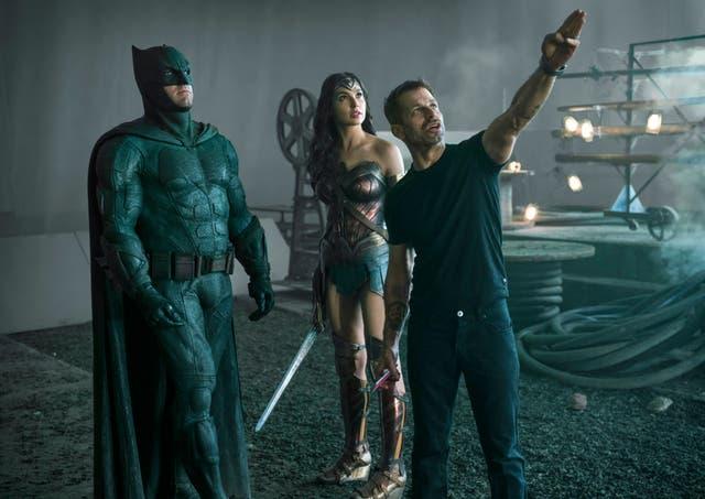 Film-Zack Snyder's Justice League