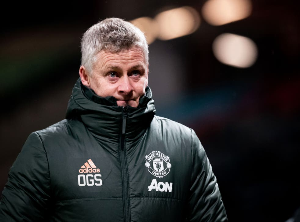 Ole Gunnar Solskjaer's priority is to finish in the top four