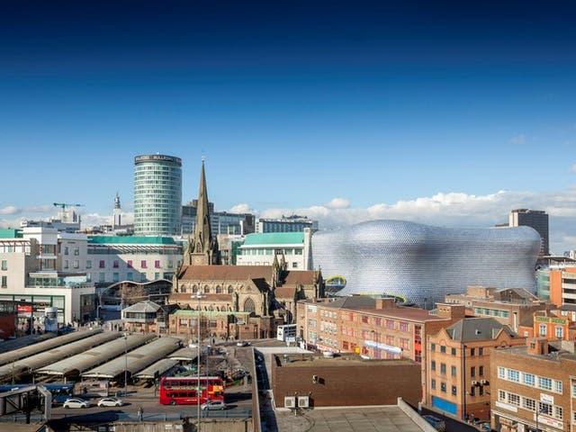 <p>Birmingham: a city in crisis?</p>