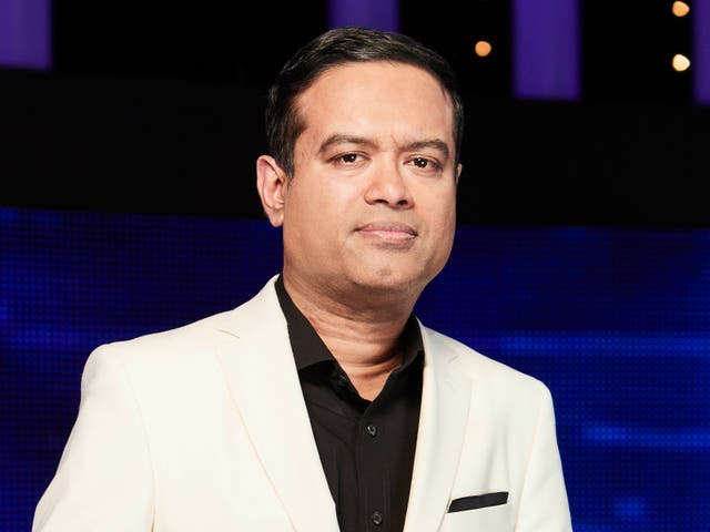 Paul Sinha, as seen in The Chase on ITV