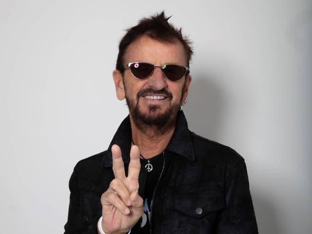 Ringo Starr goes full-on schmaltz for his new EP