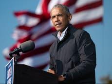 """Obama dice que el tiroteo en Atlanta muestra la necesidad de """"leyes de seguridad de armas de sentido común"""""""