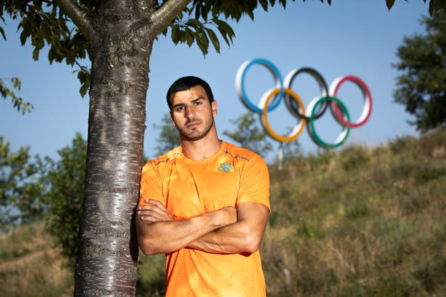 Adam Gemili has raised concern about being forced into self-isolation