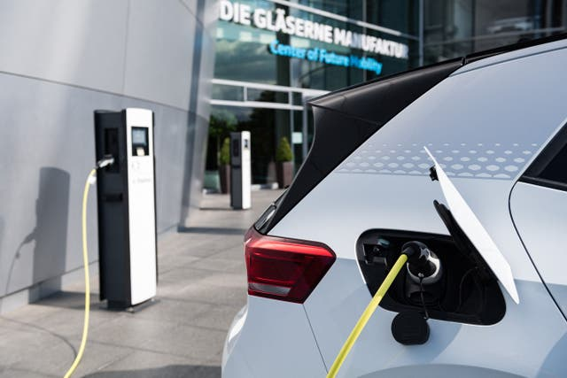<p>Large-scale deployment of low-carbon technologies such as electric cars, wind turbines and solar panels will be key for tackling the climate crisis</p>