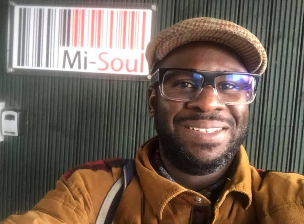 <p>Edward Adoo has launched a social media quest to find the 'lovely lady' of his dreams</p>