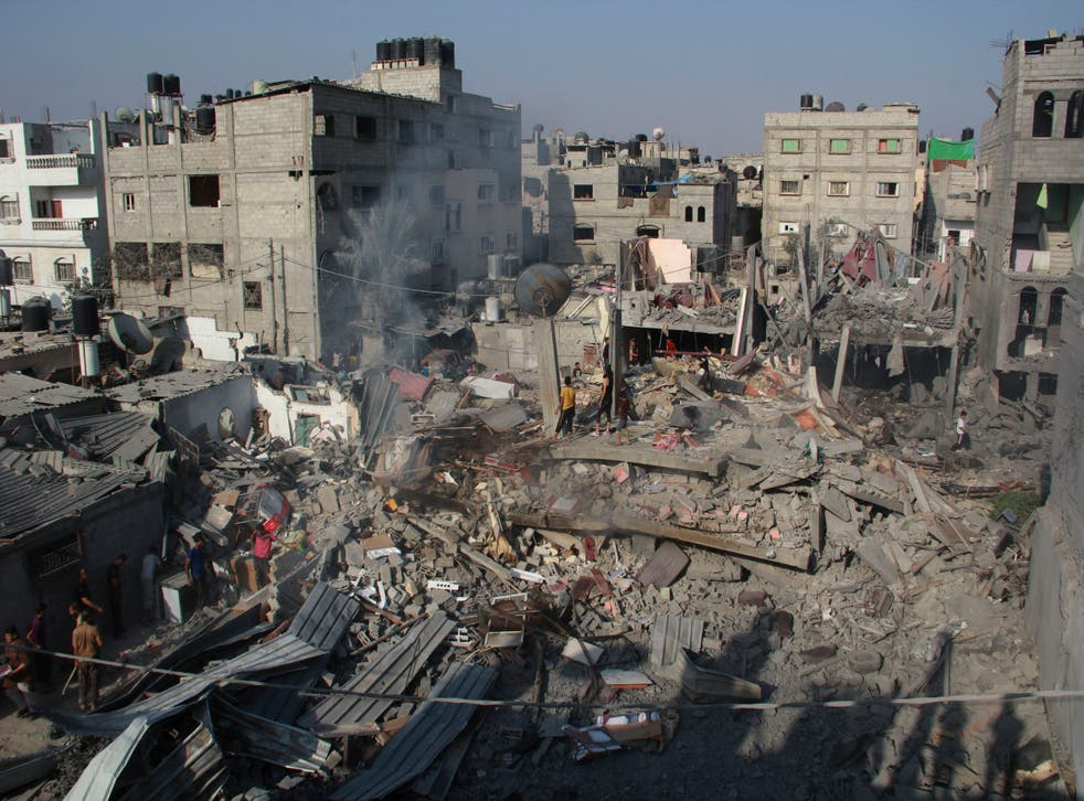 Israel Palestinians ICC