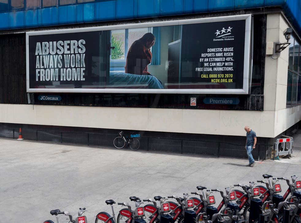 <p>Two women a week are killed in England and Wales by a current or ex-partner, while official figures show one in five women will be stalked in their lifetime</p>