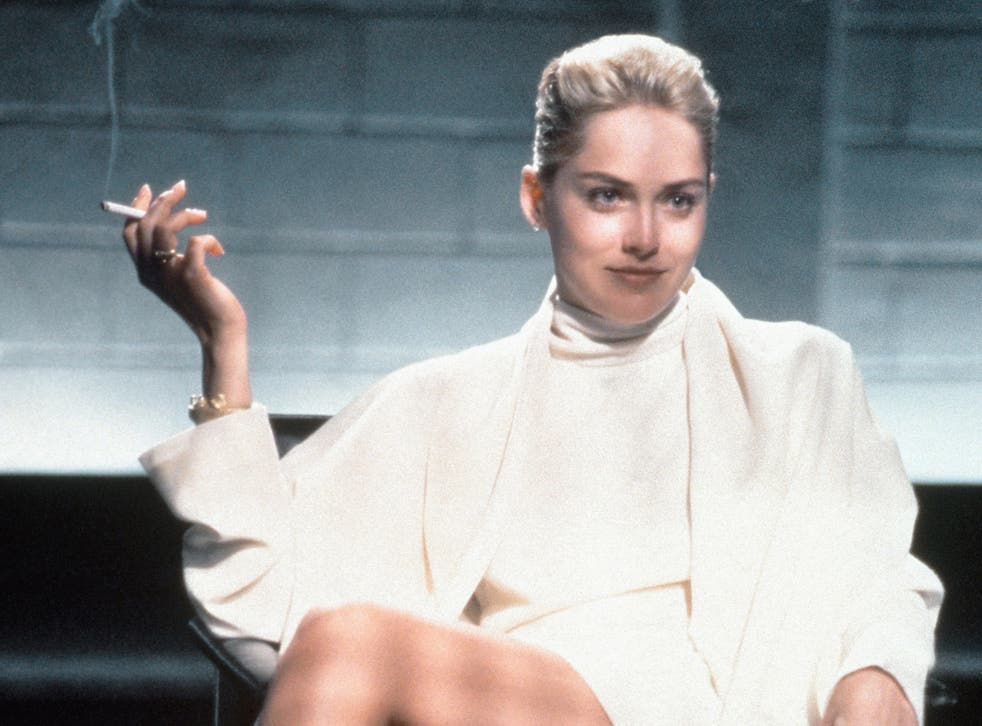<p>The leg-crossing scene in 1992 thriller <em>Basic Instinct</em> has become one of the most iconic moments in film history</p>