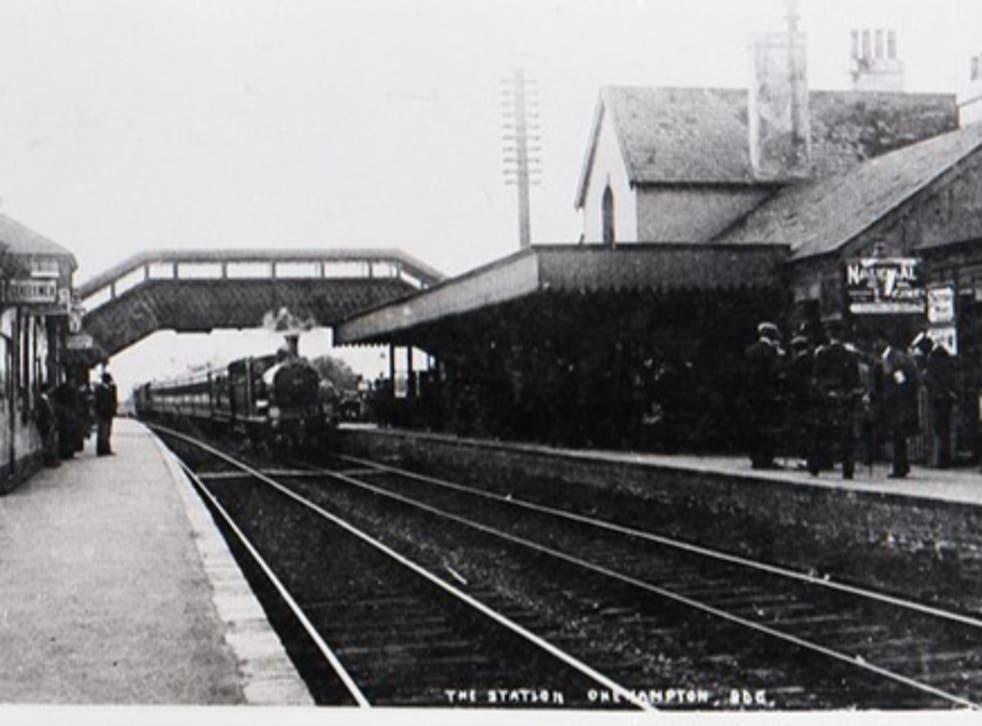 <p>Fast track: Okehampton was once on the trans-Devon rail link</p>