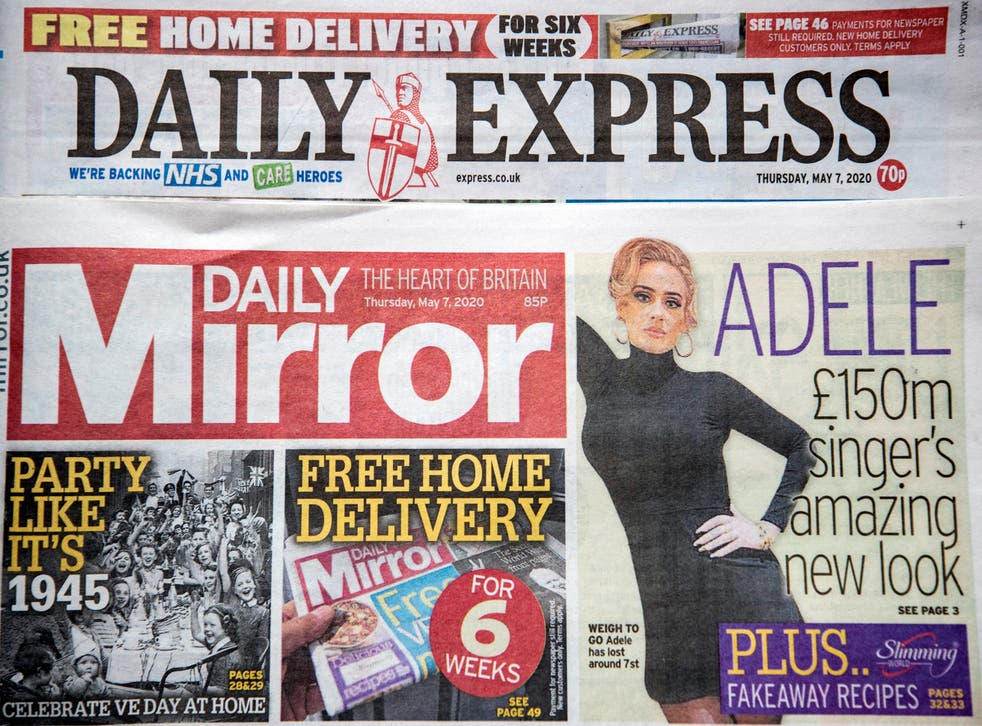 Reach, the owner of the Daily Express and the Daily Mirror, is closing one of its London offices.