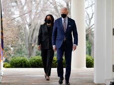 Biden y Harris se dirigen a Georgia tras el tiroteo masivo y en medio de temores de violencia anti-asiática