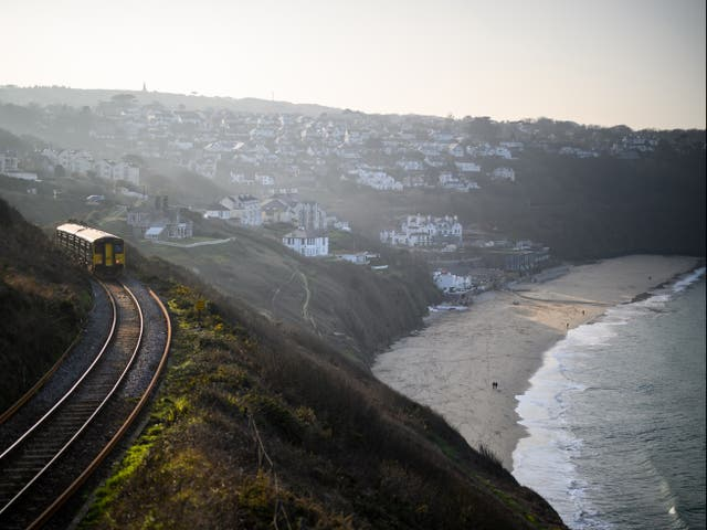 <p>In February alone, there were more than 5 million searches for properties in Cornwall</p>