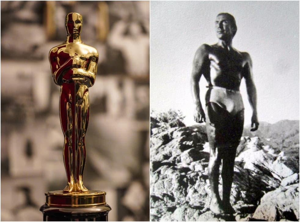 ¿Quién es el caballero dorado que sostiene la espada y que recibe el nombre de Óscar? Una de las teorías más conocidas reza que el famoso caballero dorado sería el director mexicano Emilio Fernández.
