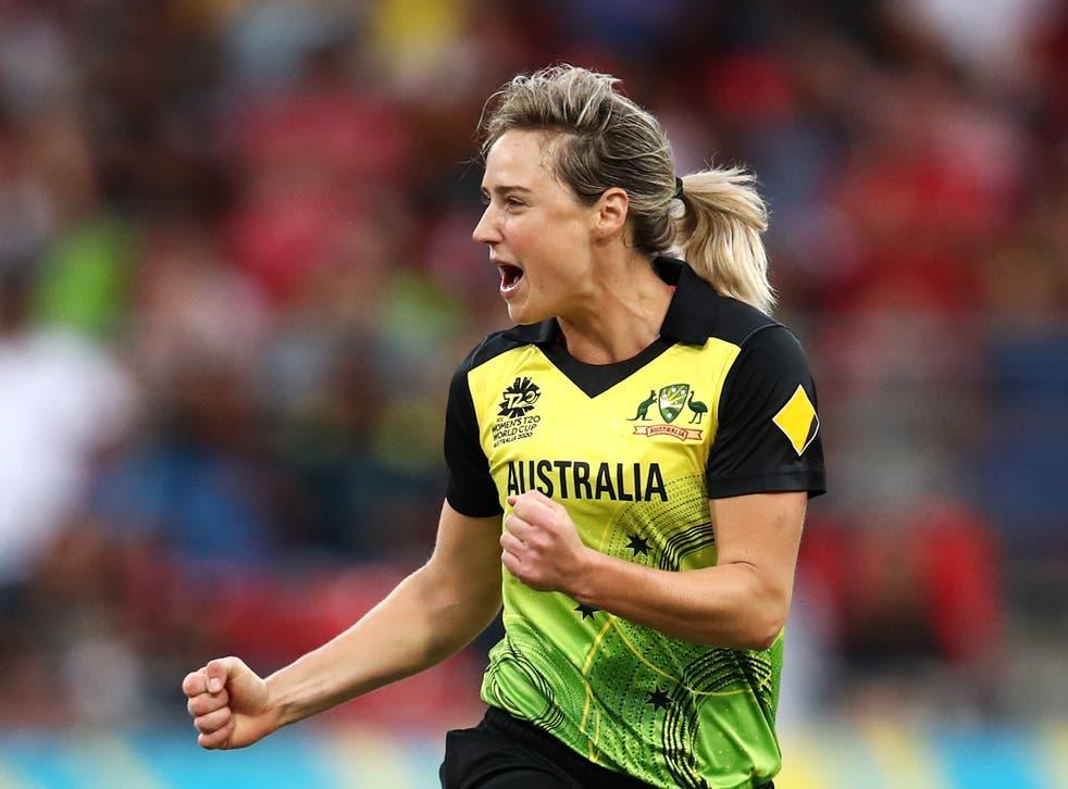 Ellyse Perry of Australia
