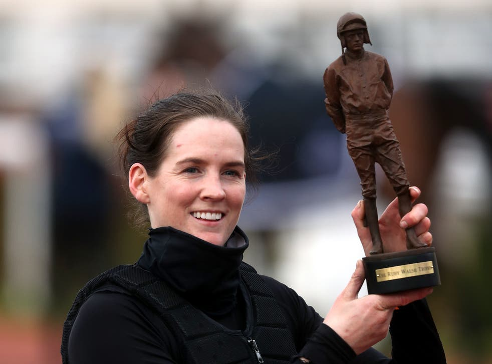 Rachael Blackmore crowns dream week with more Cheltenham Festival history | The Independent