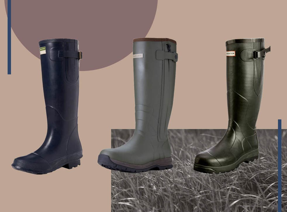 <p>They're all 100 per cent waterproofing, but they also needed to be comfortable and easy to wear</p>
