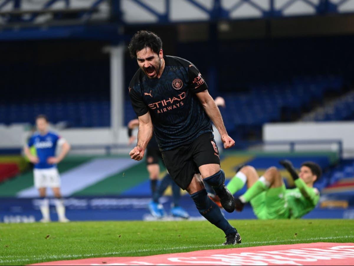 Manchester City Vs Everton Line Up : Man City Team News ...