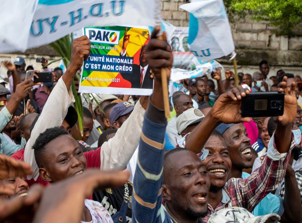Republic of Congo Election