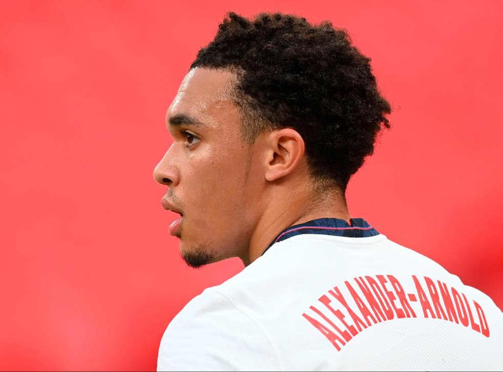 Trent Alexander-Arnold has been dropped by England coach Gareth Southgate