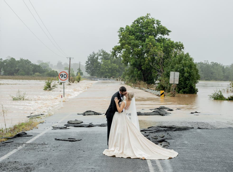 Floods have ravaged the east coast of Australia in recent weeks