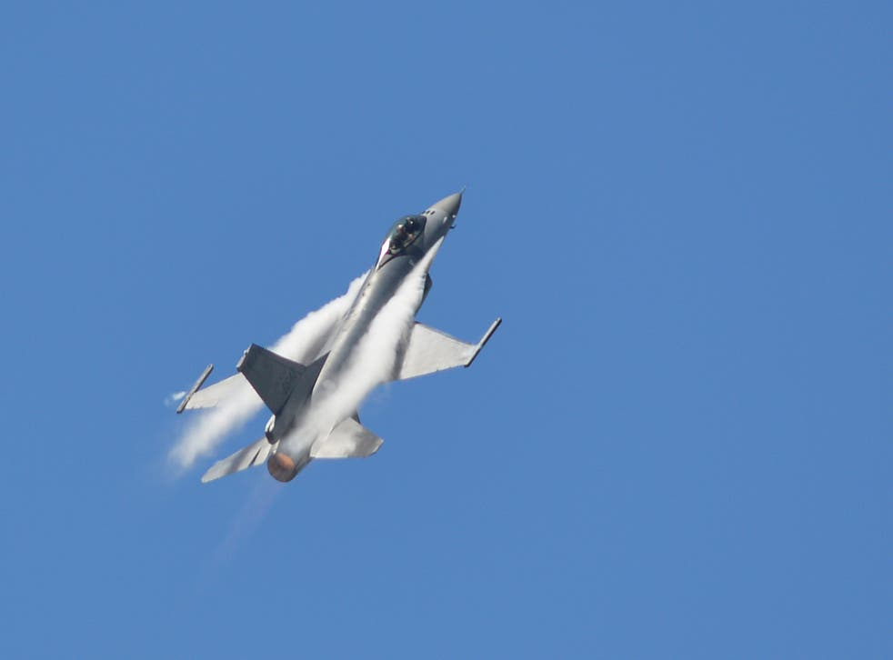 Two US-built Taiwanese F-5E fighter jets collided Monday and crashed into the sea killing one pilot. Representational image.