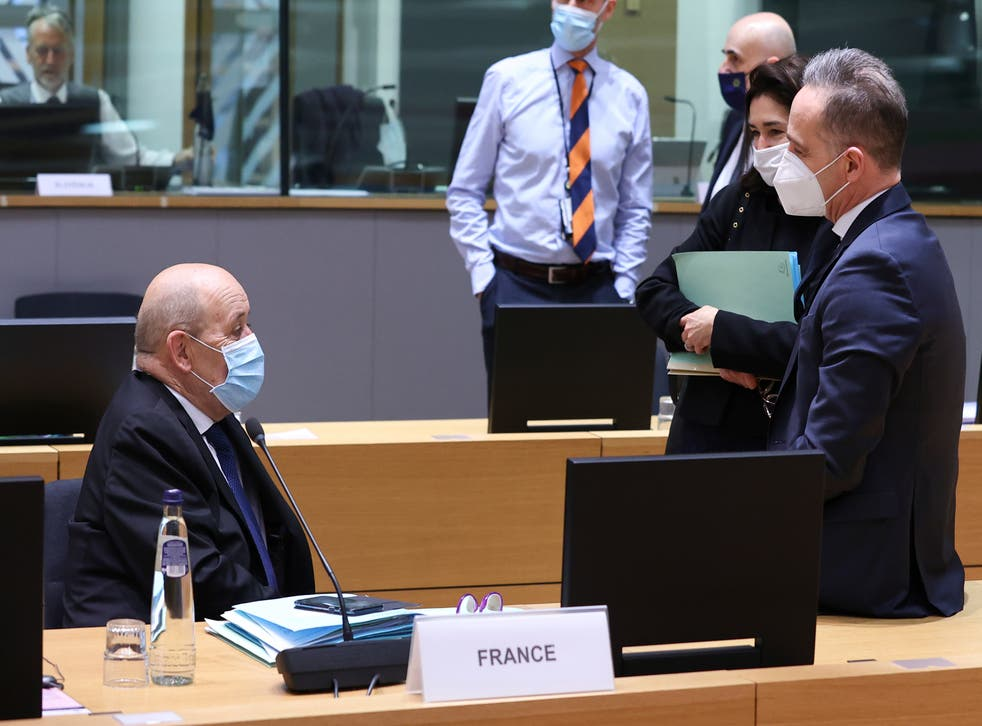 Belgium EU Foreign Affairs