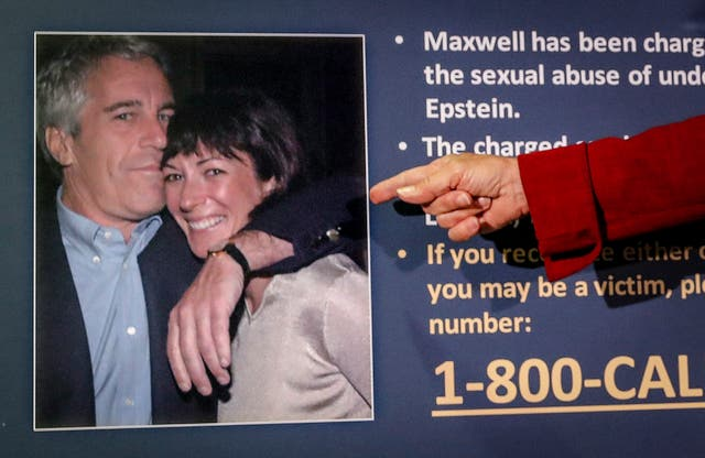 <p>Jeffrey Epstein and British socialite Ghislaine Maxwell have been accused of sexual abuse and exploitation in the UK. </p>
