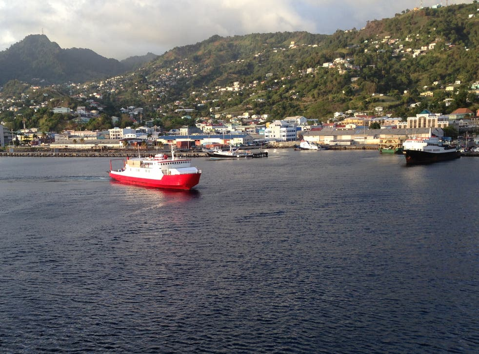 <p>Bequia is part of St Vincent and the Grenadines in the Caribbean </p>
