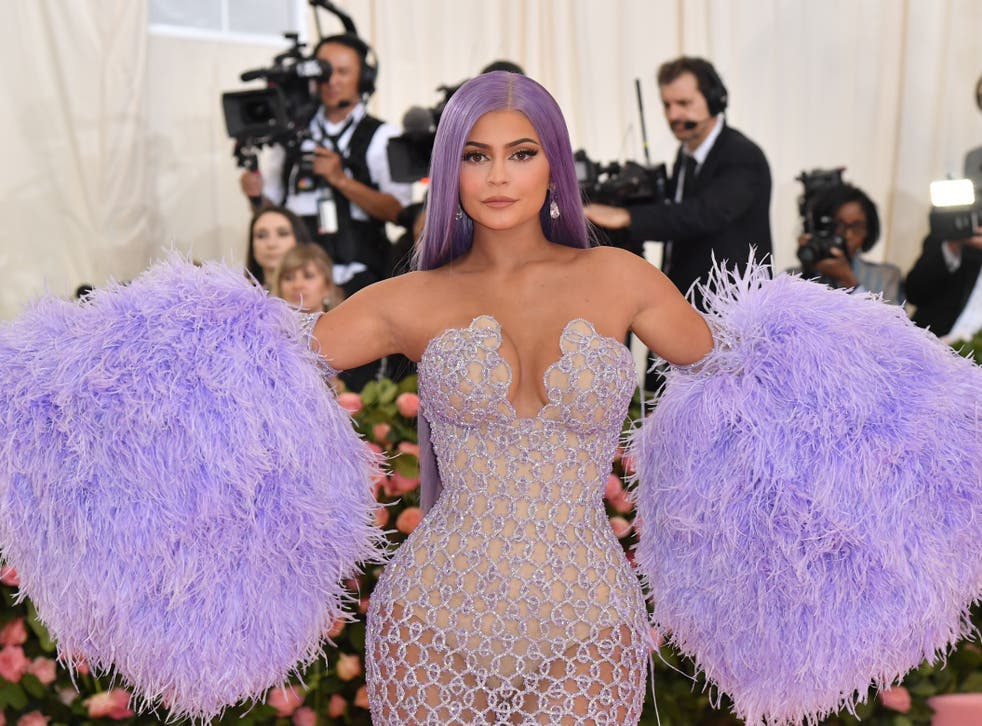 <p>Kylie Jenner has donated $500,000 to a cancer centre aimed at young people with the disease</p>