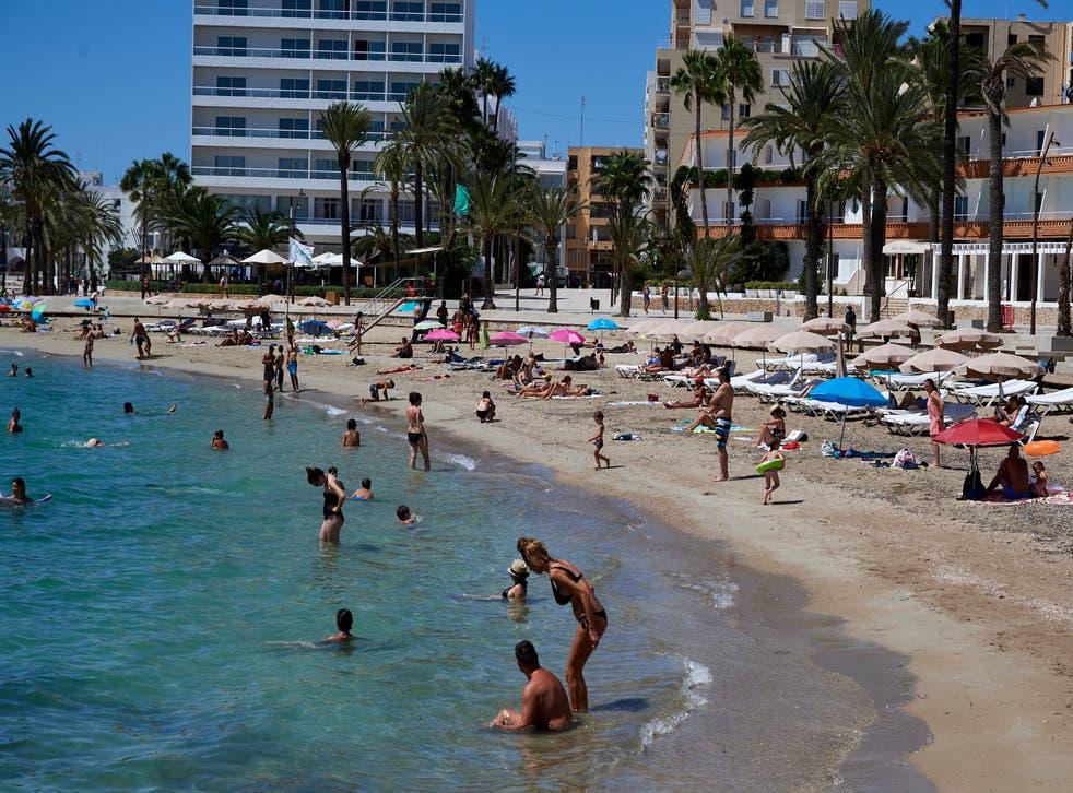 <p>Ibiza, Spain</p>