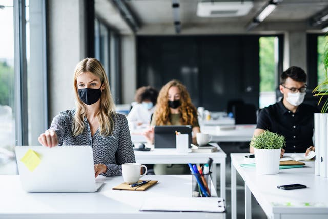 <p>Younger employees can feel the lack of social interaction most keenly, and are most in need of the training and/or mentoring that's been hard to provide through lockdown</p>