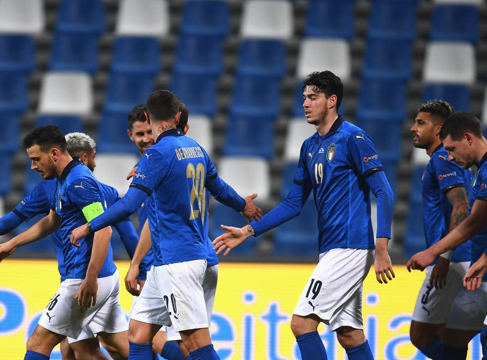 Italy are one of the sides to watch in the coming days