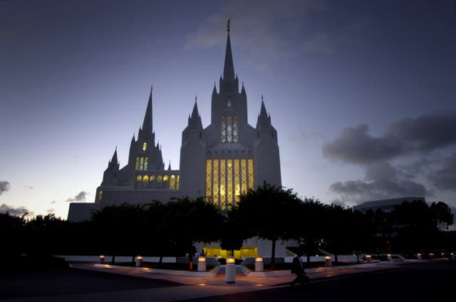 <p> The Church of Jesus Christ of Latter-day Saints has been accused of spending members' tithes, intended for charity, for commercial purposes instead </p>