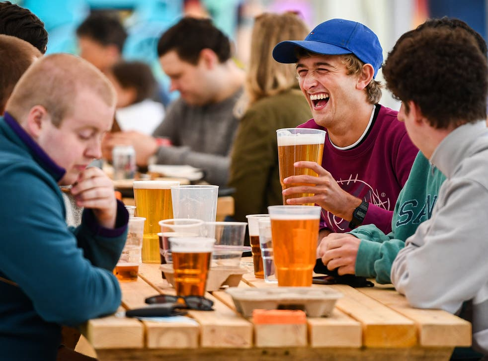 <p>All hail pub beer gardens which will open for the first time in months on April 12</p>