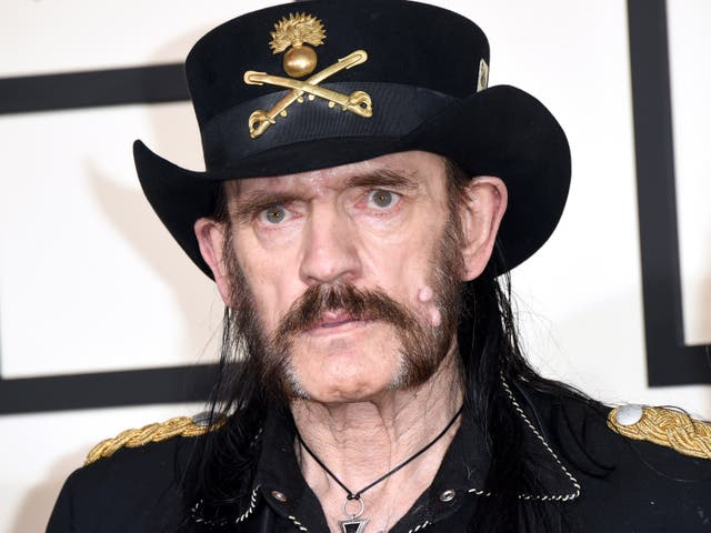 <p>Motörhead's Lemmy had ashes placed in bullets and given to his closest friends</p>