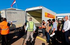 COVID: Paraguay recibirá 600.000 vacunas donadas por Qatar e India