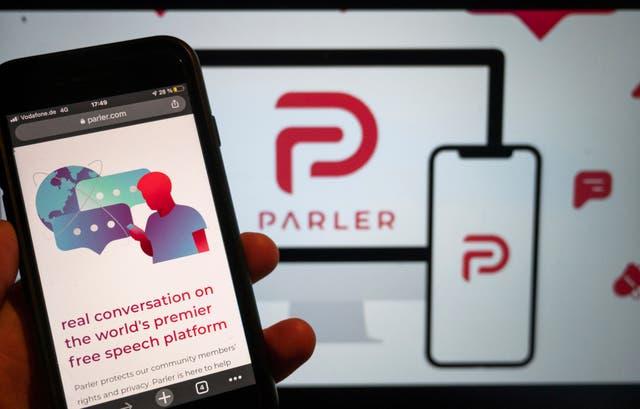 Parler Lawsuit GOP Donor