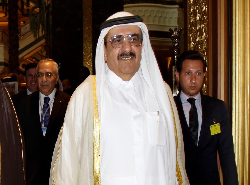 Emirates Obit Dubai Deputy Ruler
