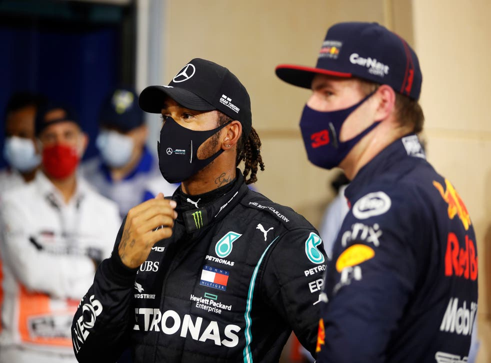 Max Verstappen is tipped as the strongest challenger to Lewis Hamilton this season
