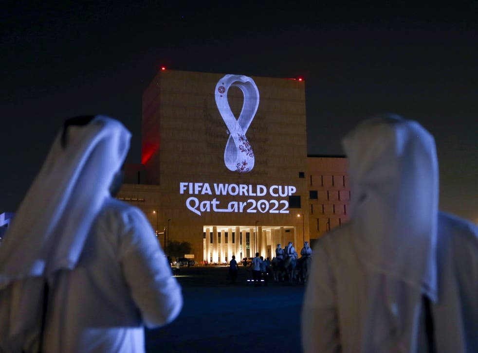 <p>Discussions have taken place about a boycott of the Qatar World Cup</p>