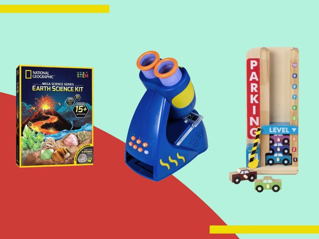 <p>The very best educational toys are the ones that engage our kids so much they are too busy having fun to realise they're learning new things</p>