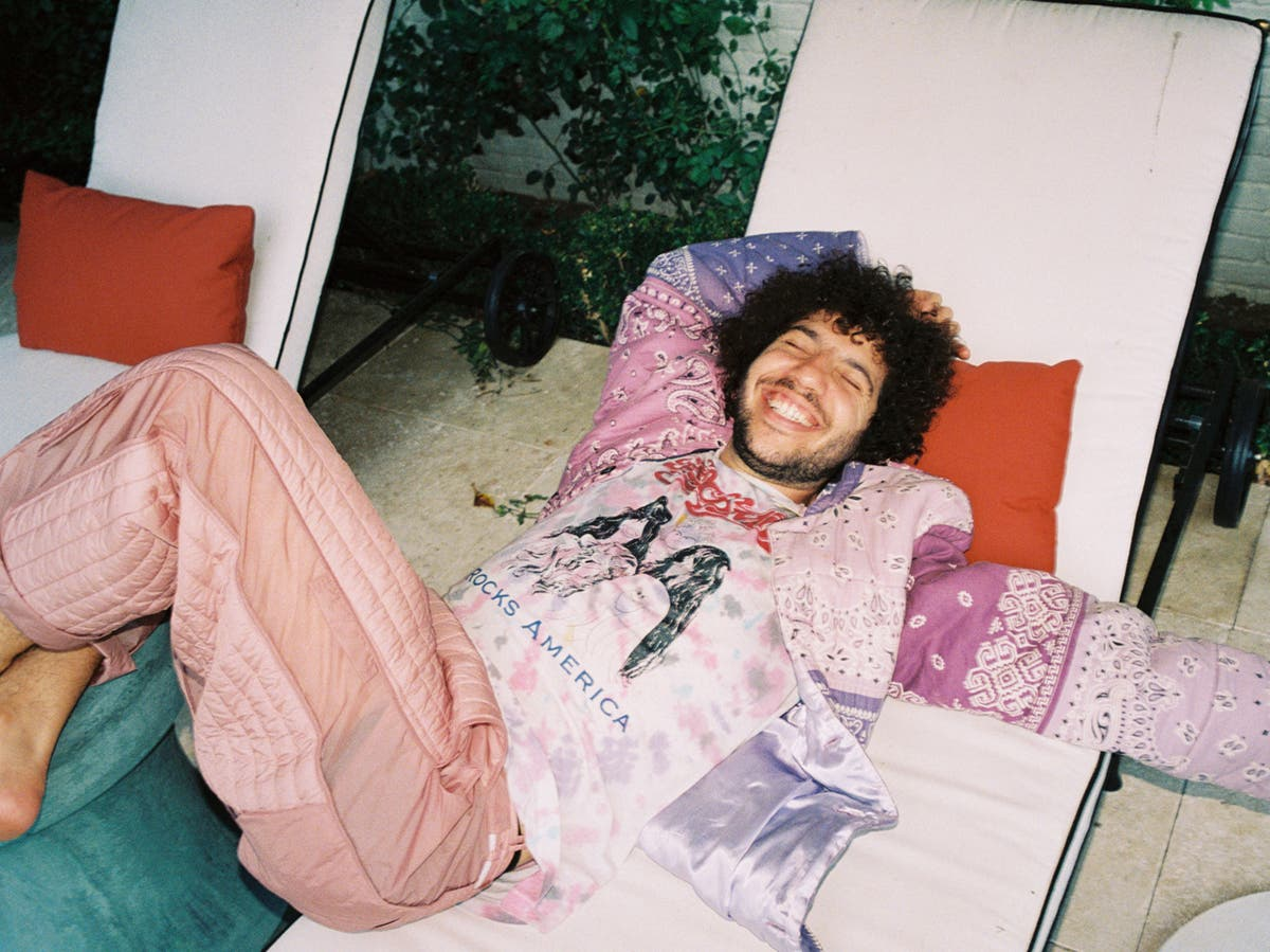 Interview with Benny Blanco: 'I'm not even good at making music!'