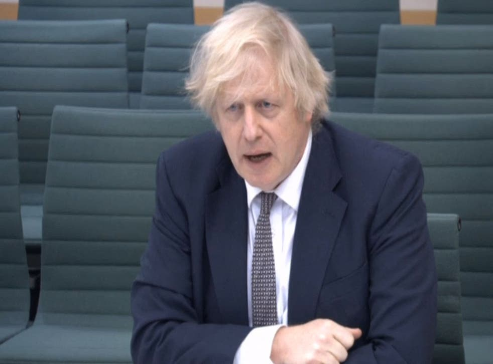 <p>Johnson guides us round his self-built temple of unreality</p>